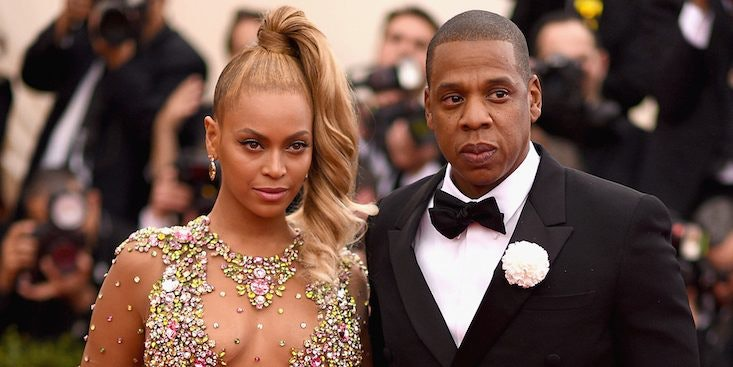 Here Are the Reported Names of Beyonce and Jay Z'sTwins