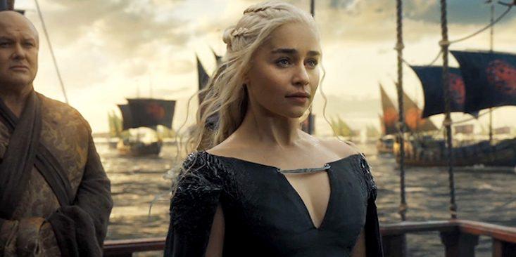 Is Daenerys evil photo