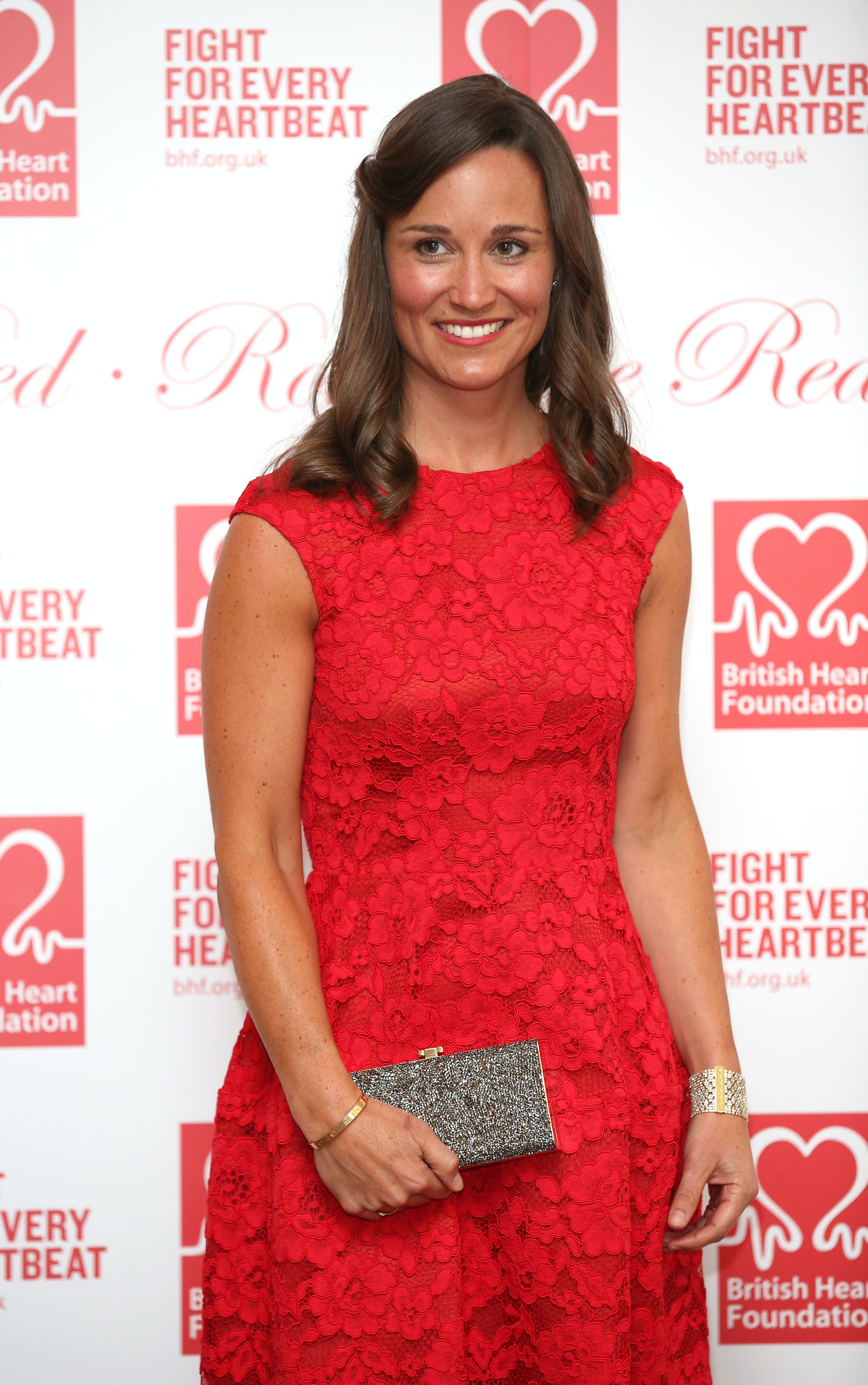 images Pippa Middleton Just Gave Birth To Her First Child, A Baby Boy