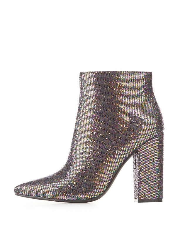 11 Pairs of Glitter Shoes for Holiday Parties and Beyond