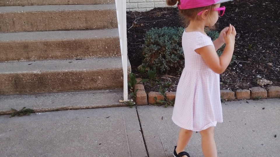 2f7ac2814d0 I Let My Toddler Dress Herself For A Week