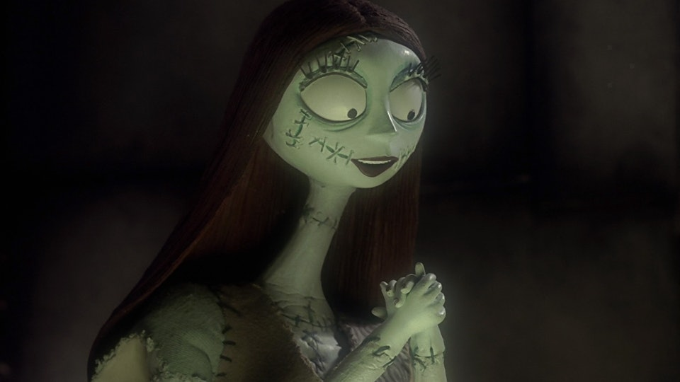 7 reasons sally from the nightmare before christmas is the worst role model for little girls - Sally From The Nightmare Before Christmas