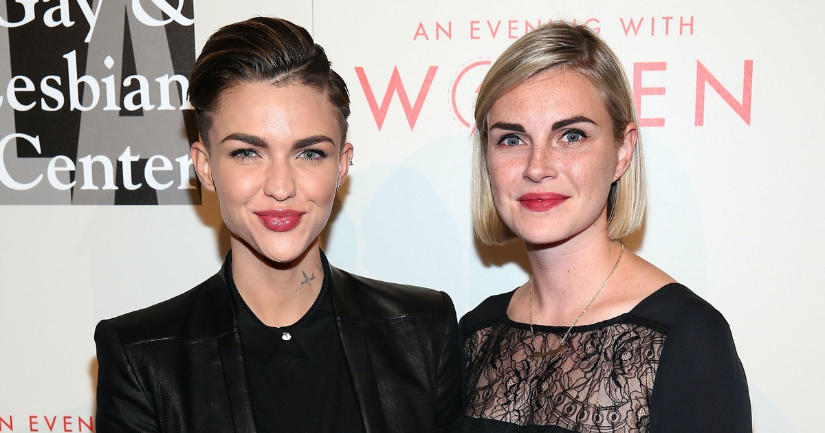 Ruby Rose Ends Engagement To Phoebe Dahl So The Orange Is The New