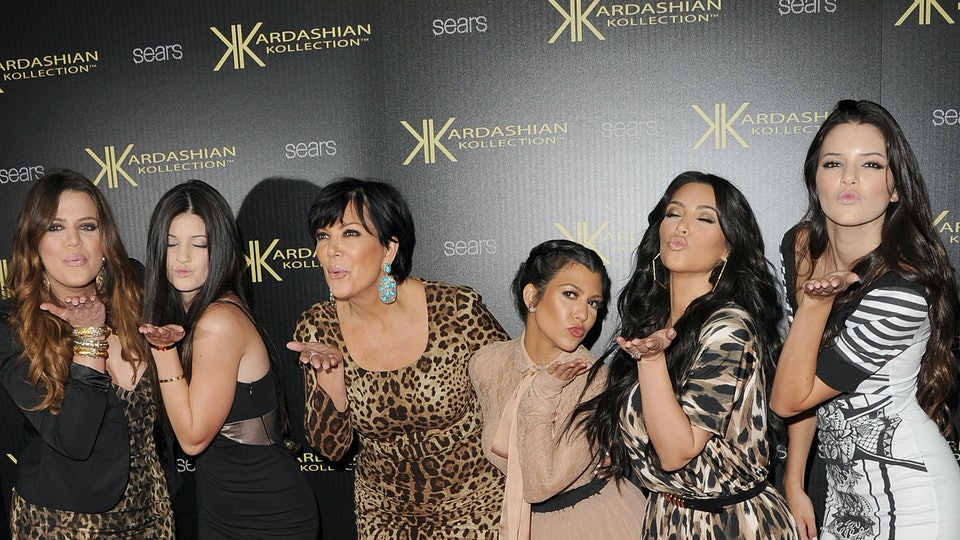 The 2015 Kardashian Christmas Card Is Shocking For One Big Reason