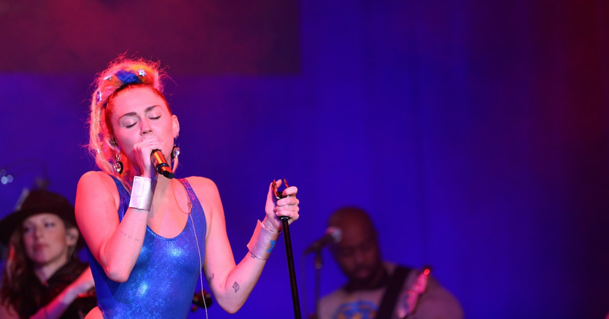 Miley Cyrus Bums Us Out With New 'Sad Christmas Song'