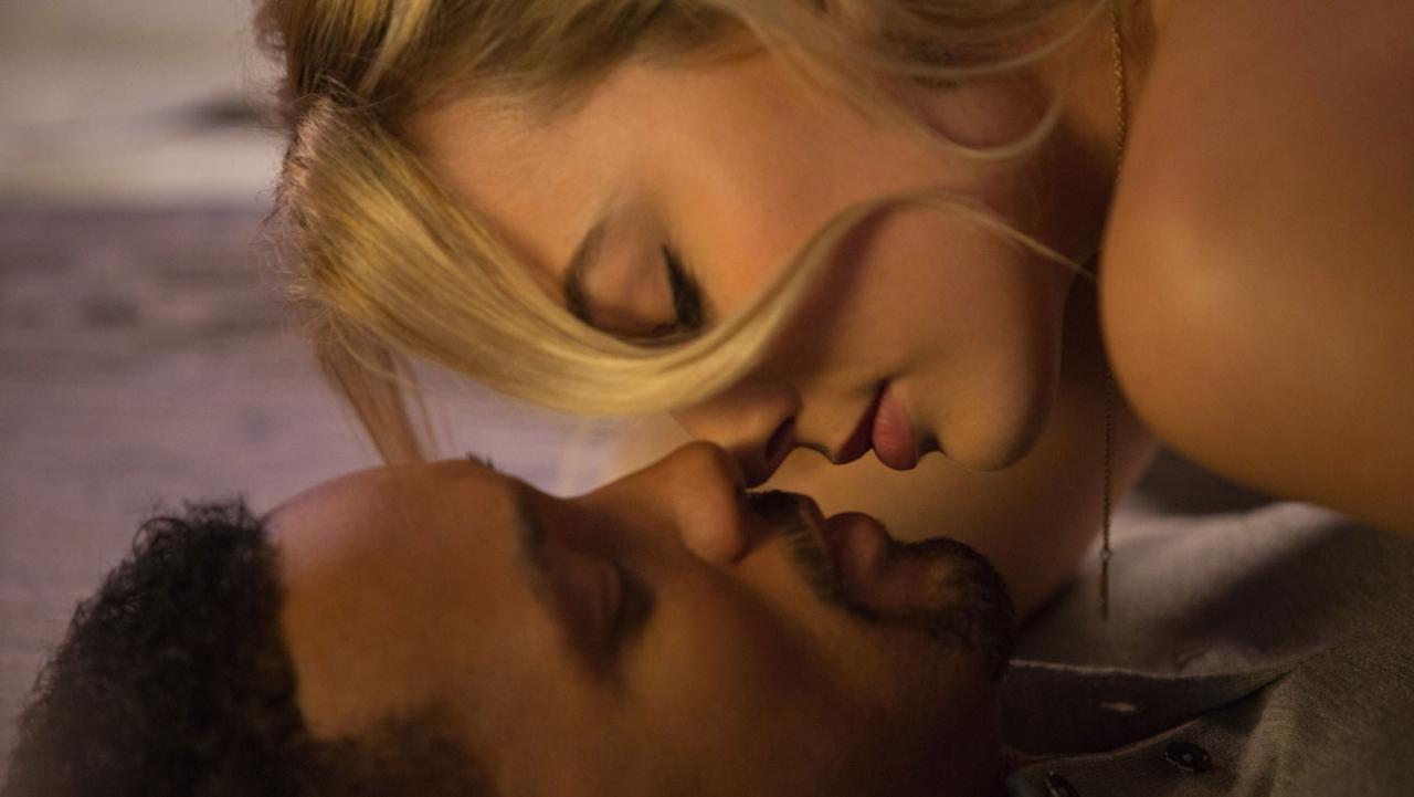 Black girls in tights porn