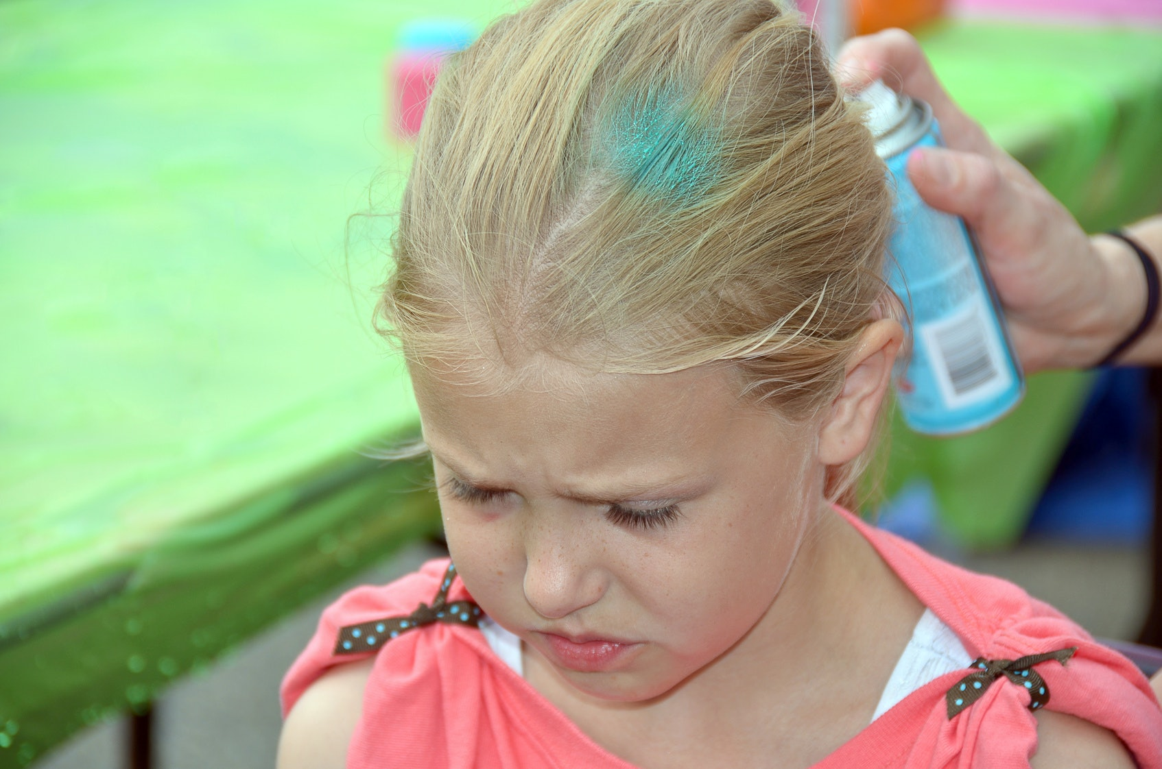 5 Non Toxic Safe Halloween Hair Dye For Kids That Still Looks Amazing