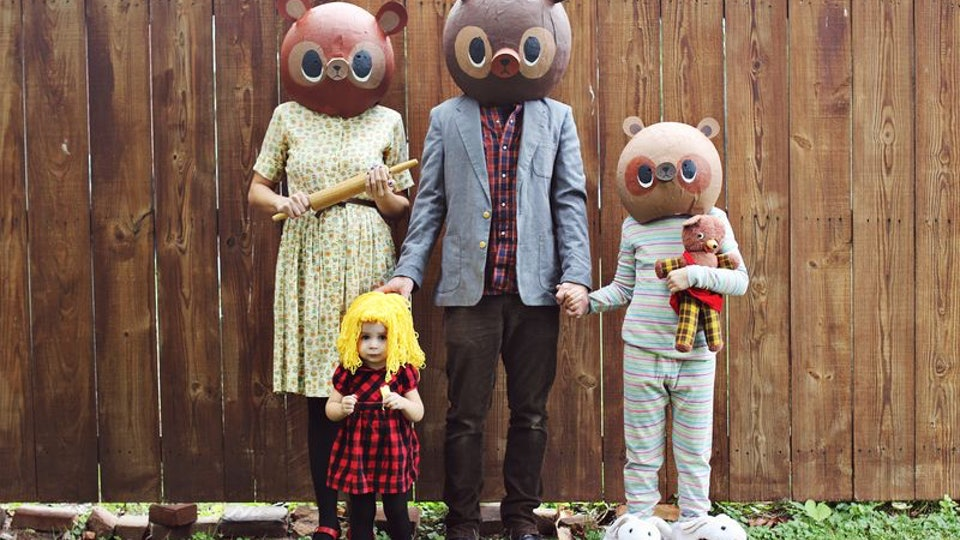 7 cheap family halloween costume ideas