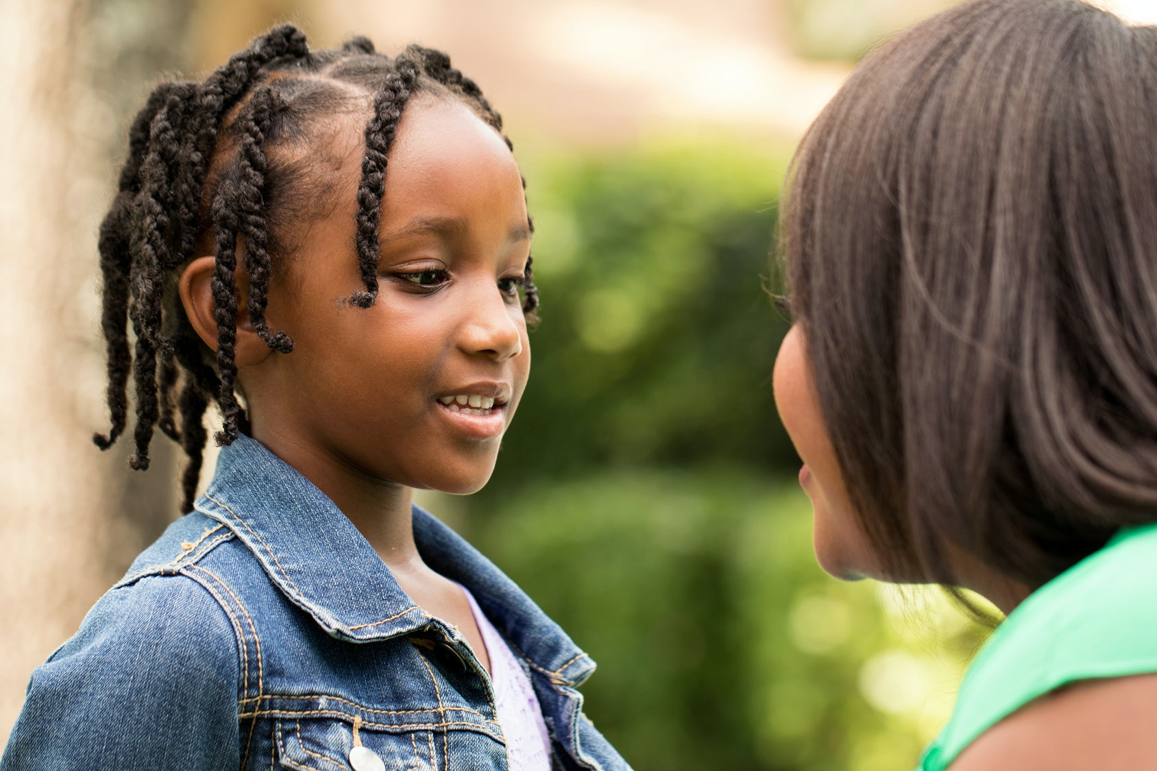 10 Rules For Talking To My Kid About A Toxic Family Member