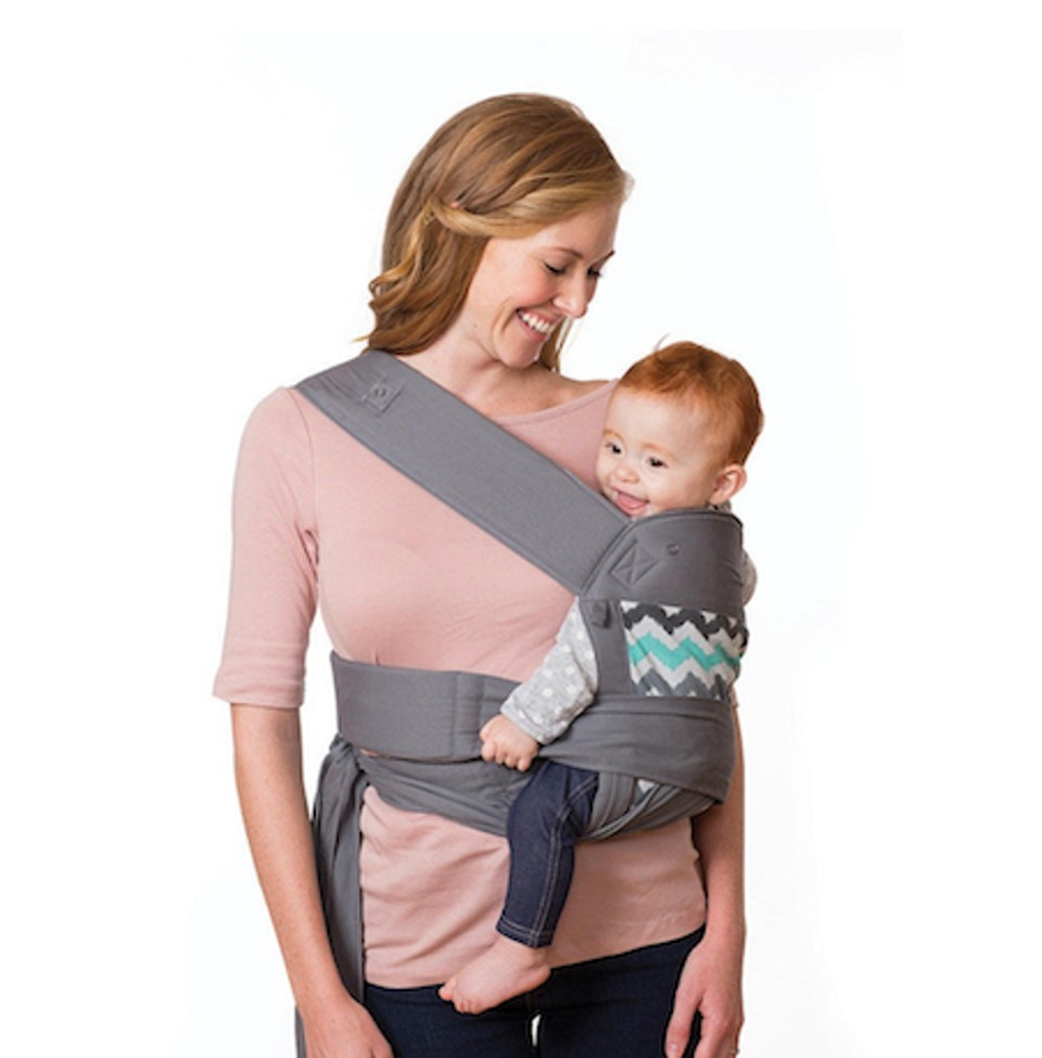12 Extremely Clever Baby Carriers That Are Comfortable Convenient
