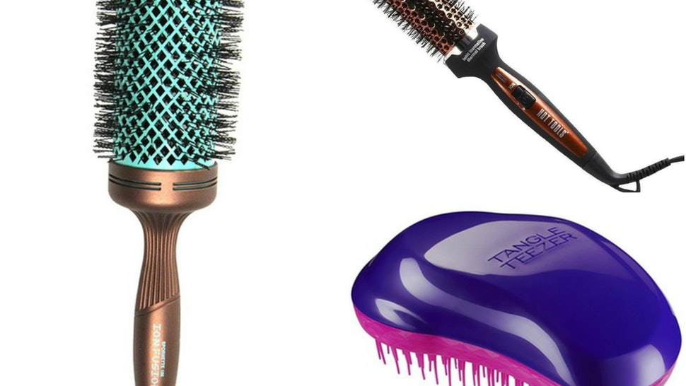 The 10 Hair Brushes With The Best Reviews On Amazon