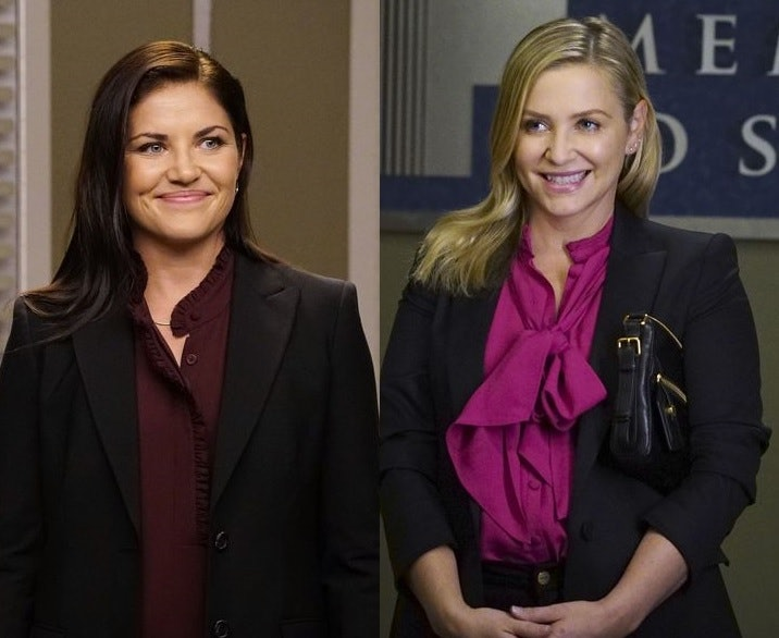 When did arizona and callie start hookup
