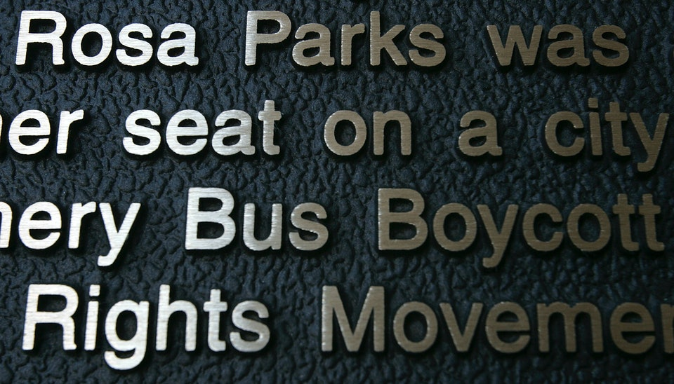 Rights Quotes | 7 Rosa Parks Quotes On The Anniversary Of The Civil Rights Leader S