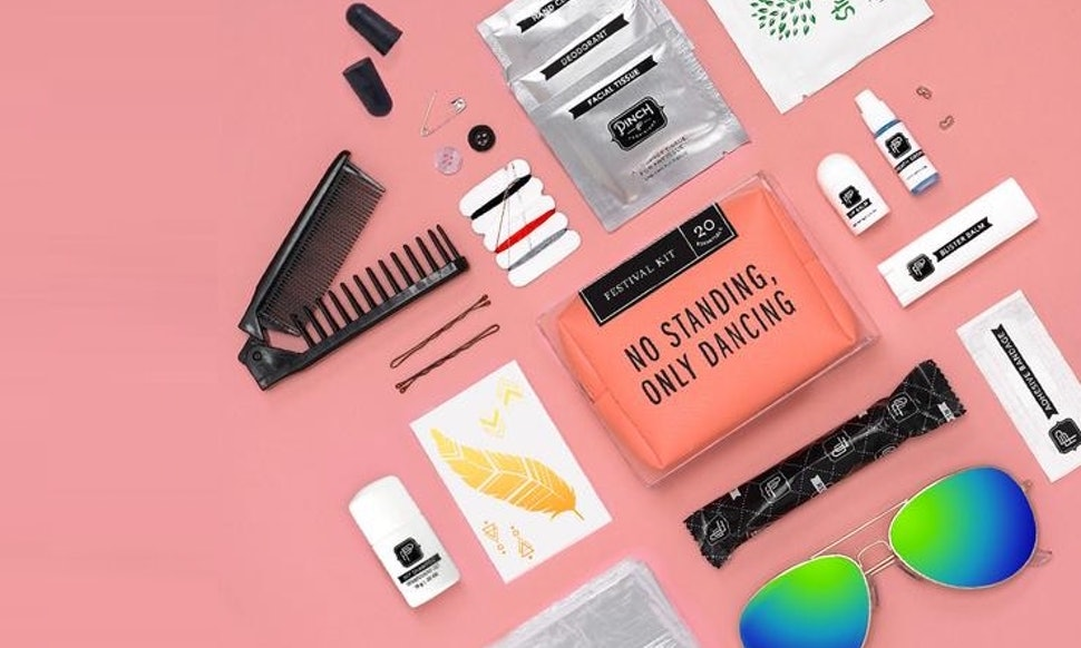 These Mini Emergency Kits Can Fit In Your Purse Will Get You Through Any Beauty 911