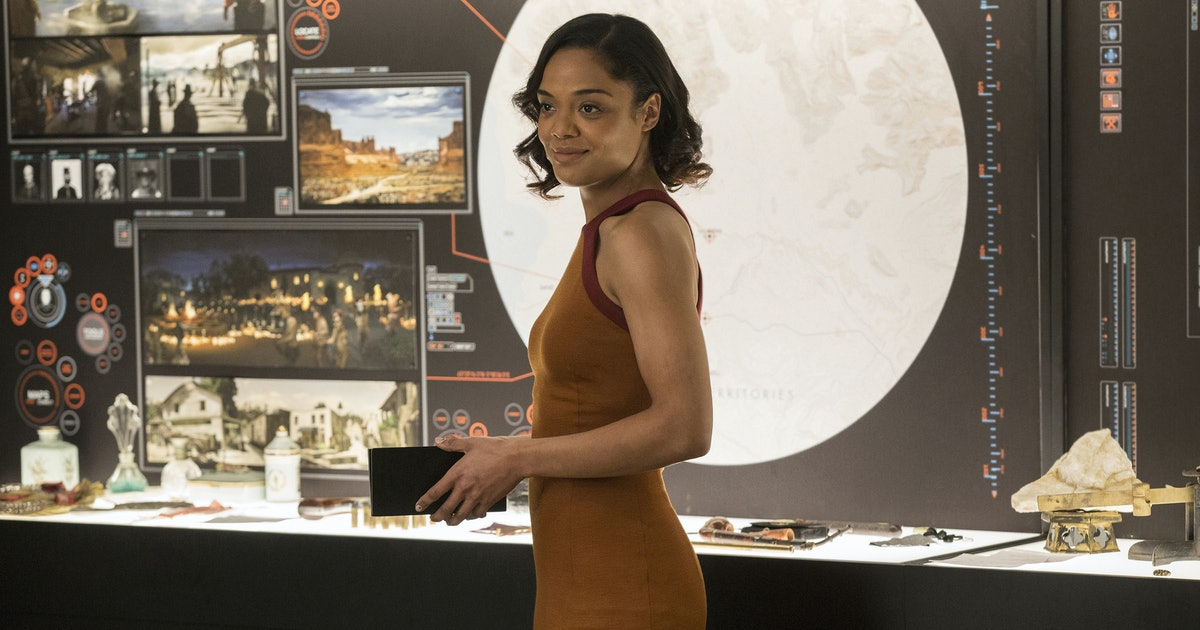 Is Charlotte Arnold's Daughter On 'Westworld'? This Theory Definitely Has Merit