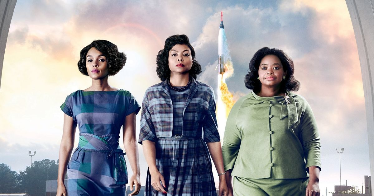 In 'Arrival,' 'Rogue One,' & 'Hidden Figures,' Women Rule Outer Space