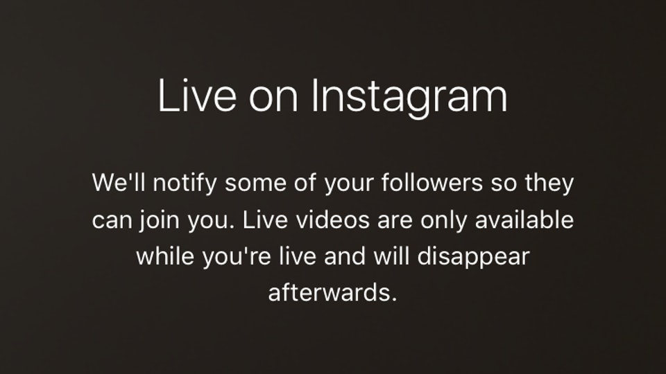 An explainer on how to block people from seeing your Instagram Live video.