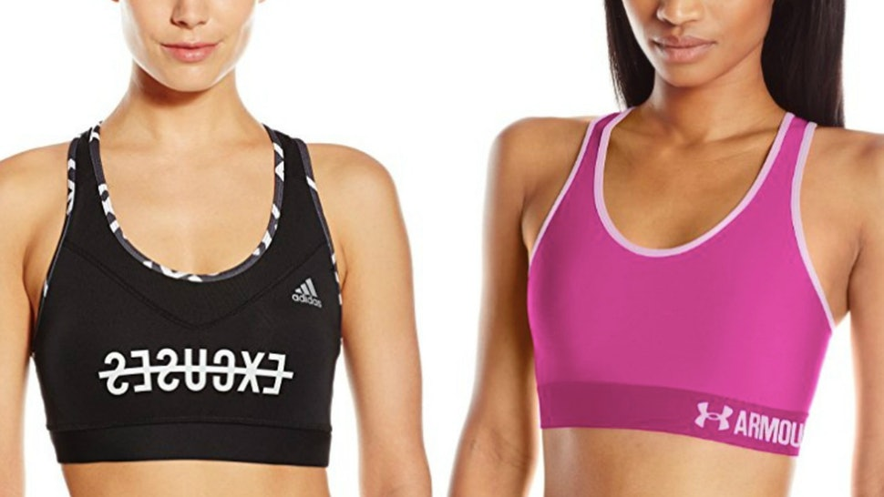 ac539578eb 8 Sports Bras Without Padding That Are Cute And Comfortable