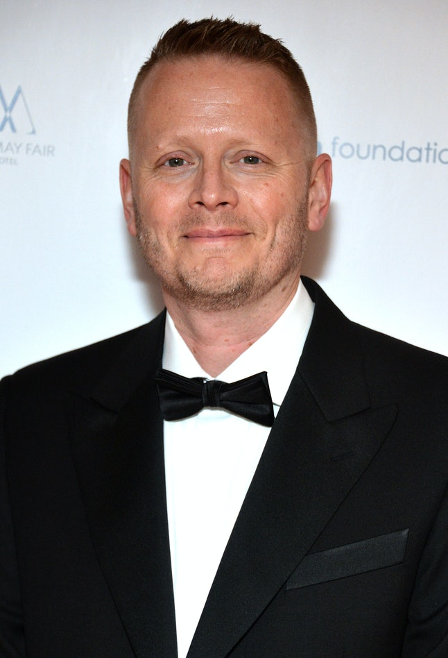 LONDON, ENGLAND - MARCH 23:  Patrick Ness attends the gala screening of 'Despite The Falling Snow' on March 23, 2016 in London, United Kingdom.  (Photo by Anthony Harvey/Getty Images)
