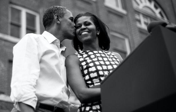 """Résultat de recherche d'images pour """"barack obama with wife michelle obama black white"""""""