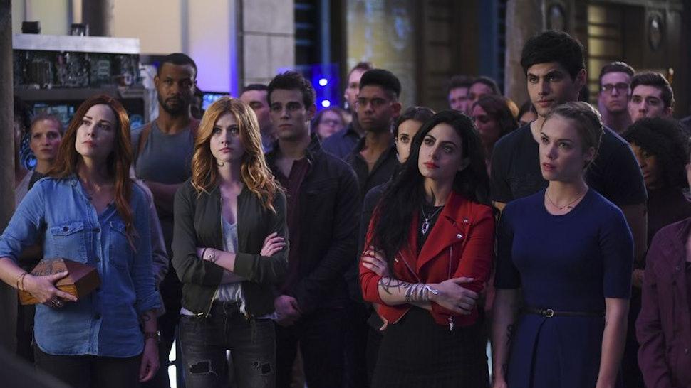 Recap 'Shadowhunters' Season 1 So You're Not A Mundane When Season 2