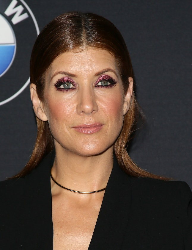Kate Walsh attends the Ninth Annual Women In Film Pre-Oscar Cocktail Party in  Hollywood, California, on February 26, 2016.