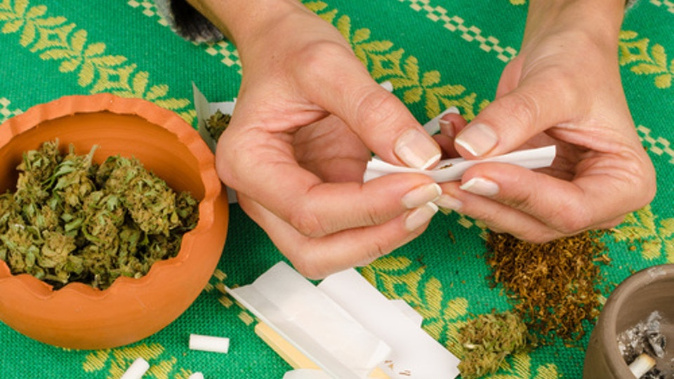 I Smoked Pot During My Pregnancy