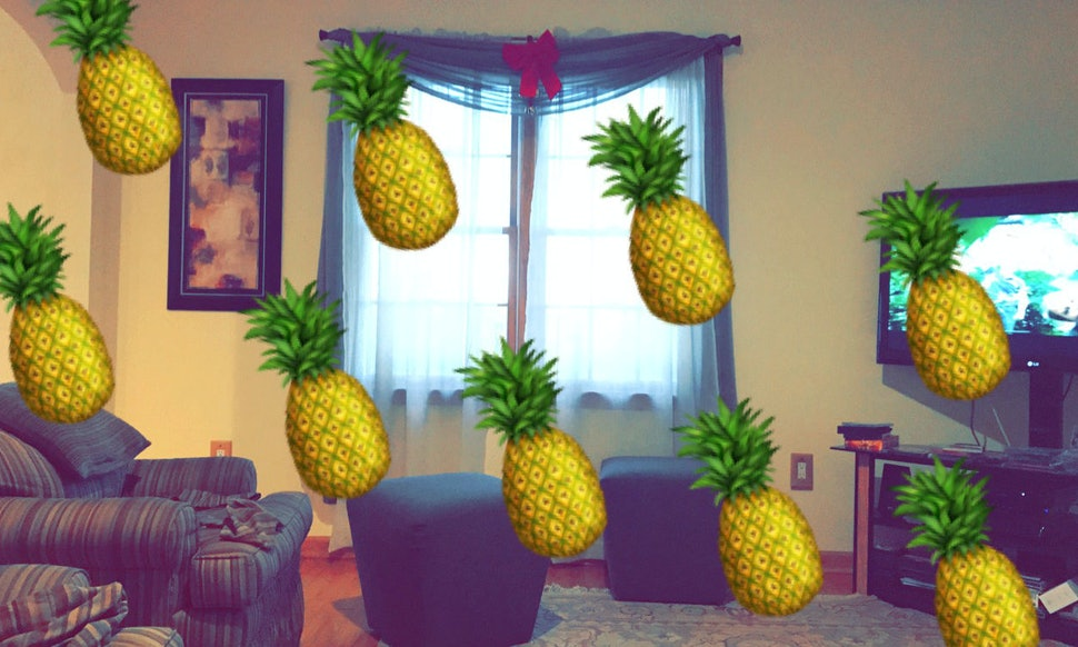 What Each Fruit Means On Snapchat Stories Because Pineapples Arent