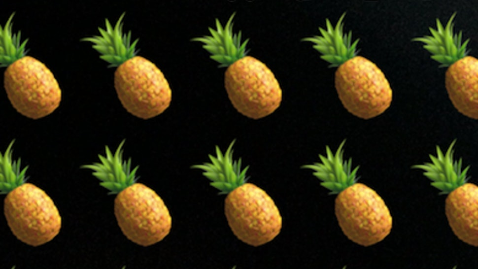 What Do Pineapples On Snapchat Mean Heres What This Fruit