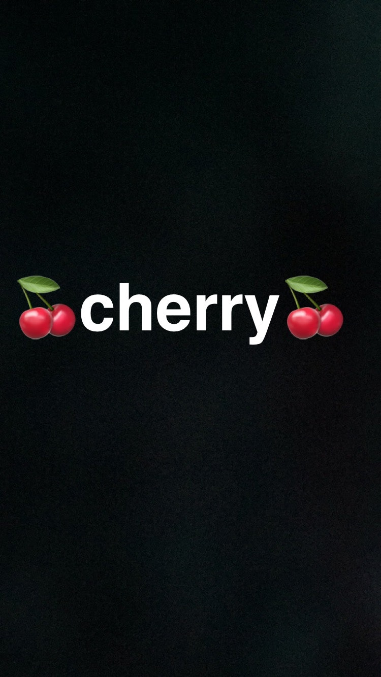Snapchat blueberry