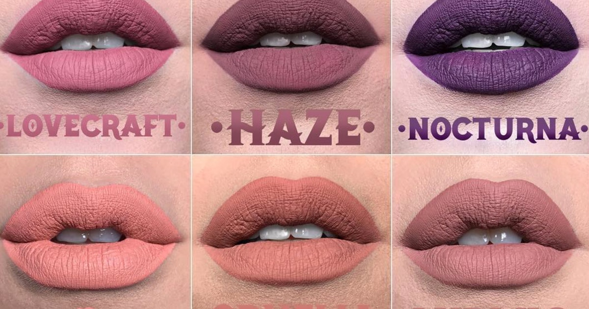 45cd2a084e7 Where Can You Buy Kat Von D's New Everlasting Lipstick Shades? This Is The  Breakdown Of When & Where