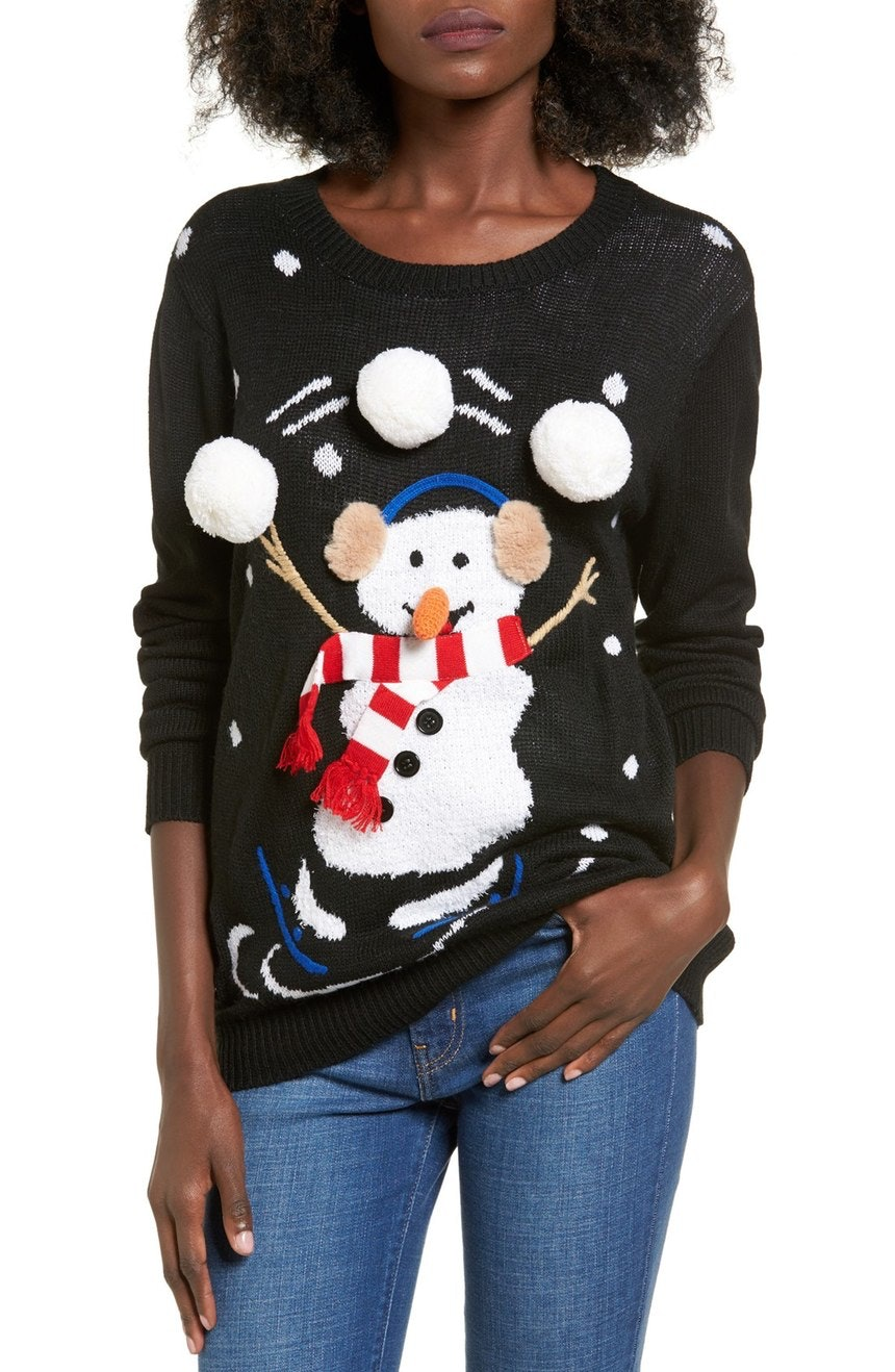 Where To Buy Ugly Christmas Sweaters So Bad, They're Good