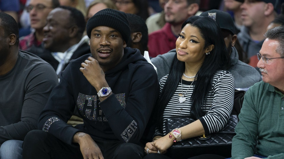 How did nicki minaj and meek mill meet they worked together before how did nicki minaj and meek mill meet they worked together before they played together m4hsunfo Images