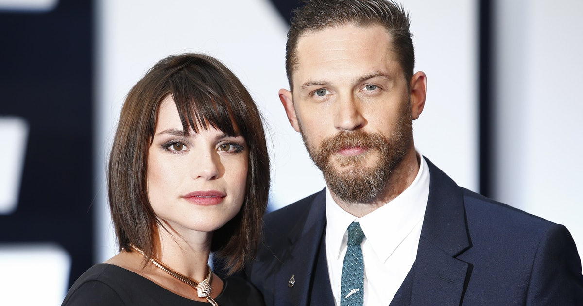 How Did Tom Hardy Charlotte Riley Meet They Ve Got Tv To Thank