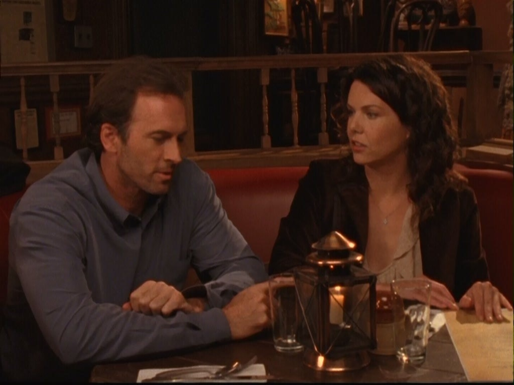 Lorelai and luke dating apps