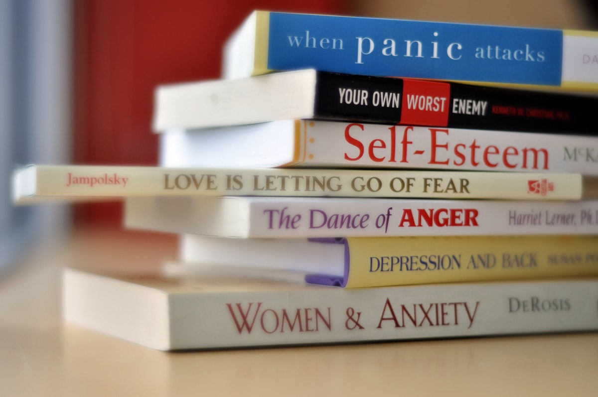 9 Books To Read If You Struggle With Anxiety