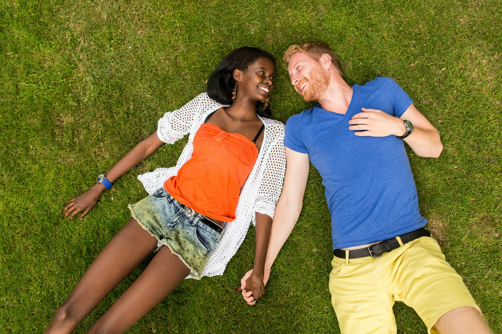 10 ways to get close with a partner without undressing