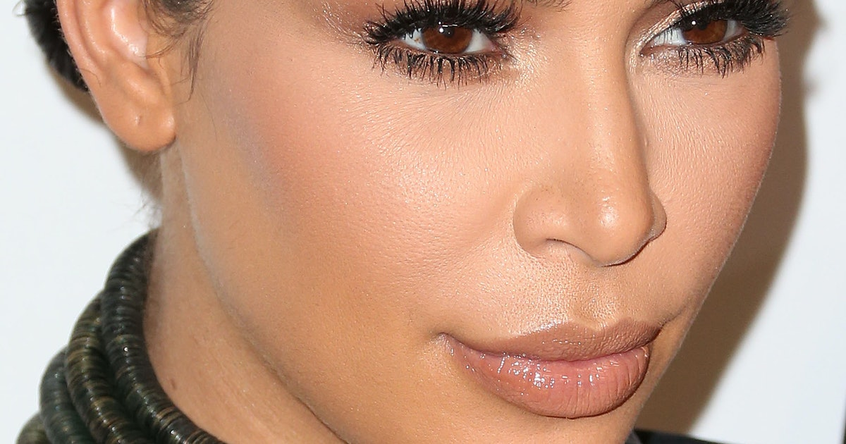 kim kardashians makeup and hairstyles pictures of kim - HD940×1528