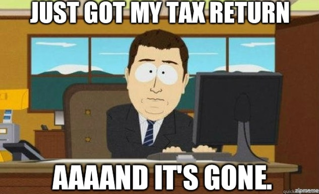 Goodbye tax return.