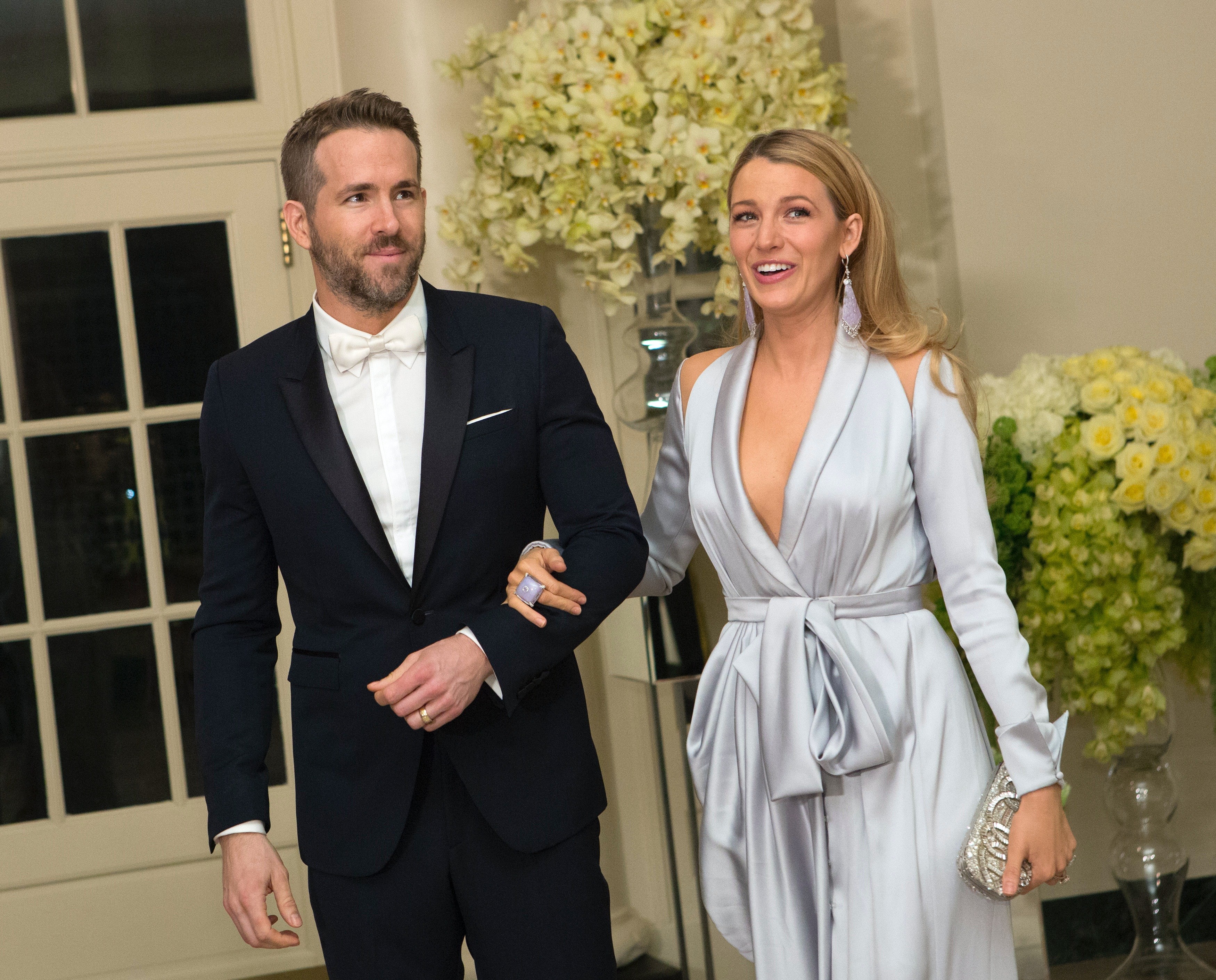 Martha Stewart Daughter Wedding.Photos From Blake Lively Ryan Reynolds Wedding Don T Show