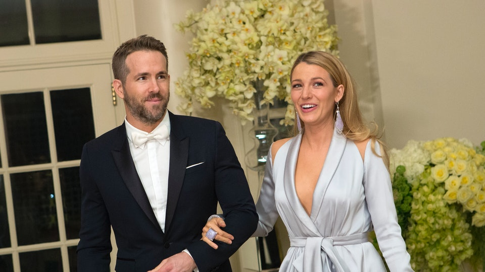 Photos From Blake Lively Ryan Reynolds Wedding Don T Show The Bride Groom