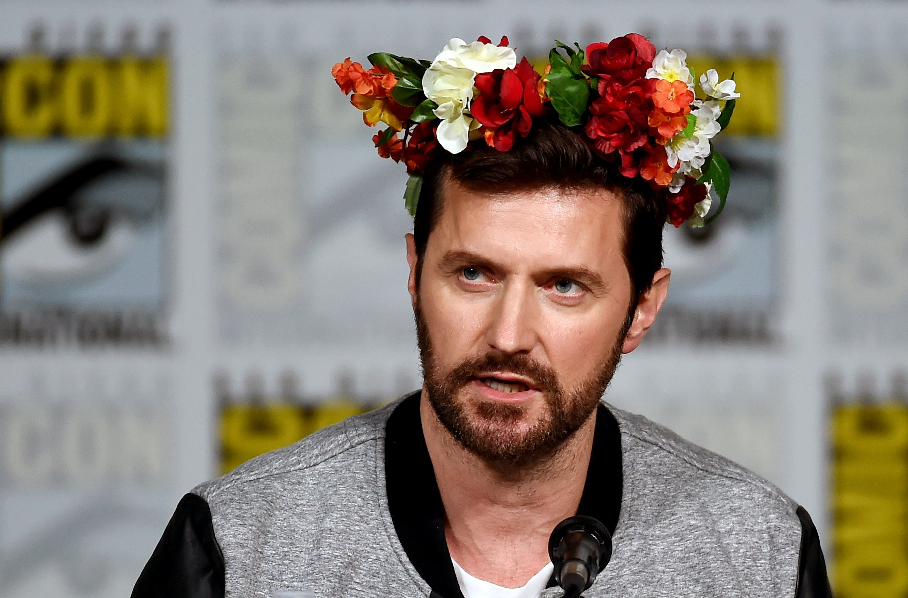 What Role Does Richard Armitage Play In Alice Through The Looking