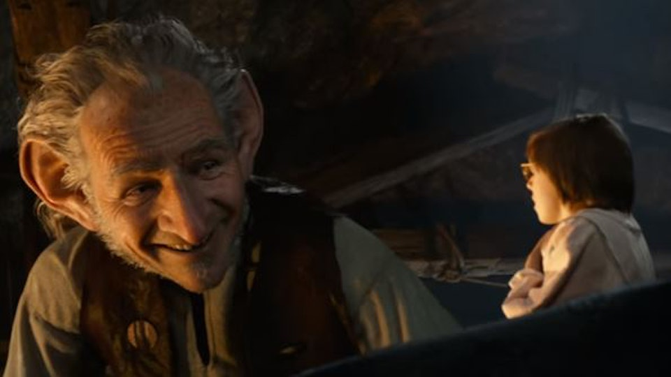 Is The Witching Hour Real The Bfg Movie Gives A Nod To Tired Moms