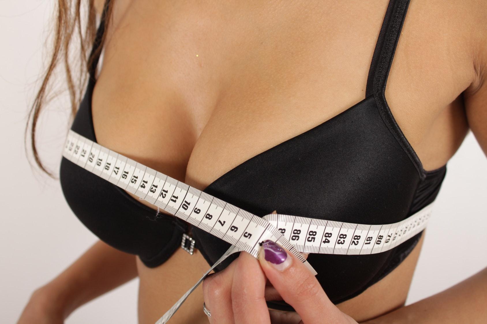 My wifes boobs keep getting bigger