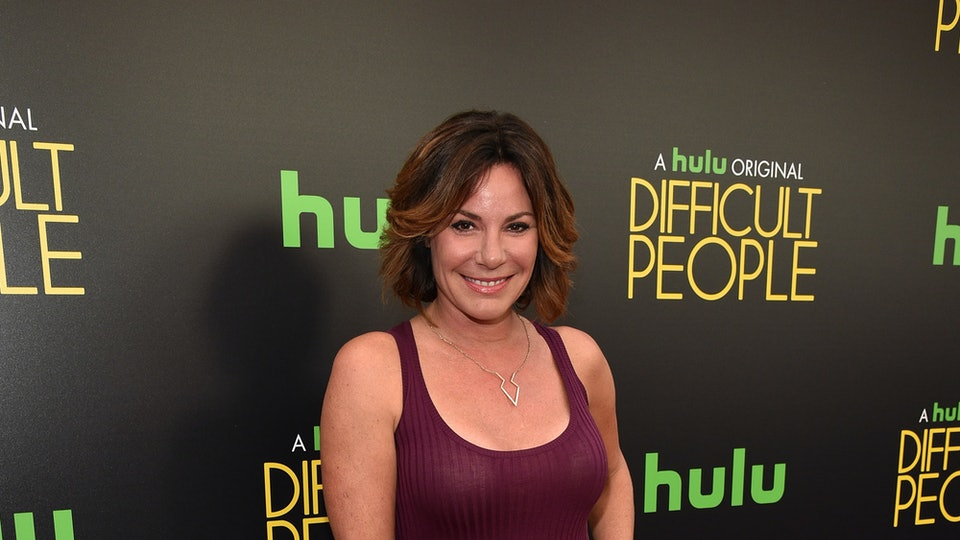 Luann de Lesseps Fiance Tom Clarifies His Dating History With Lus Real Housewives of New York co-stars Ramona Singer And Sonja..