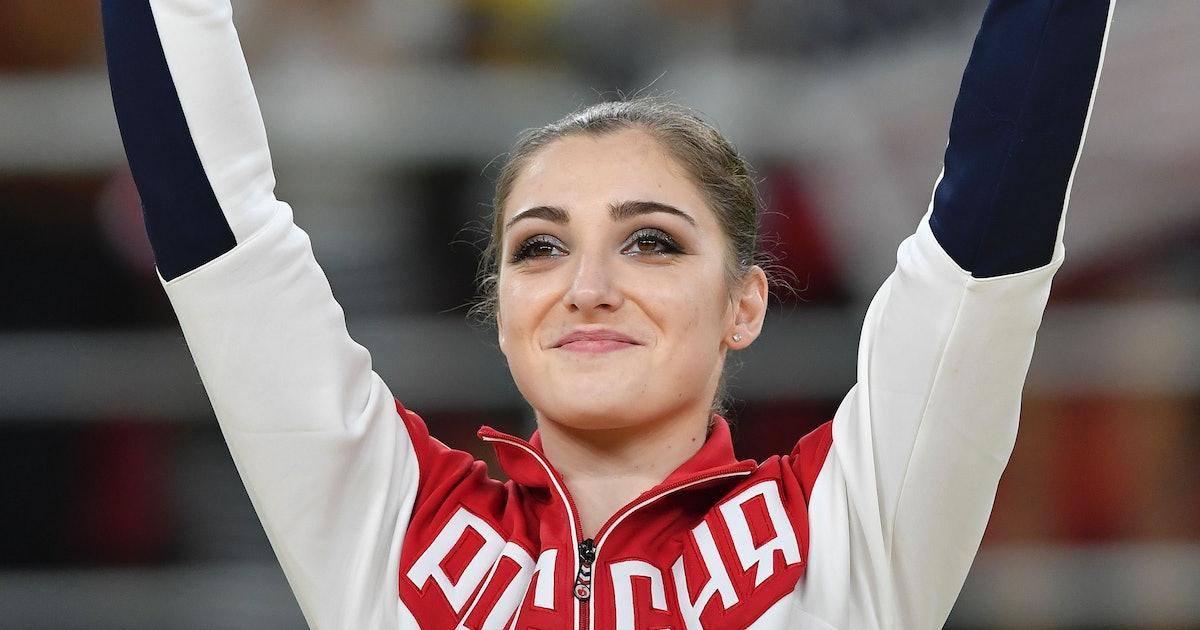 Russian Gymnast Aliya Mustafina Scores Gold Medal in