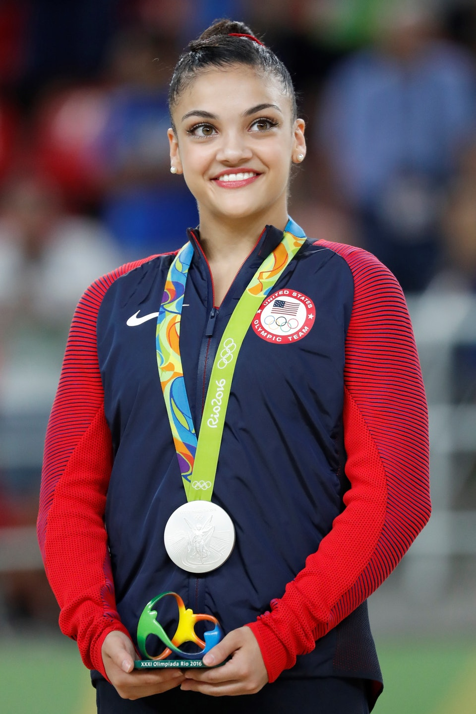 Does Laurie Hernandez Have College Plans The Olympian Just Announced Her First Pro Deal