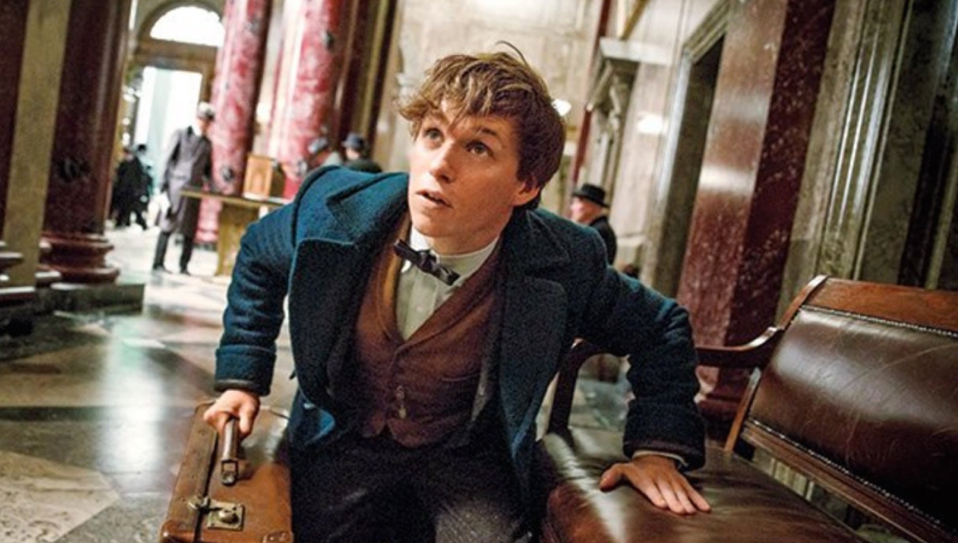 The 'Fantastic Beasts And Where To Find Them' Trailer Transports ...