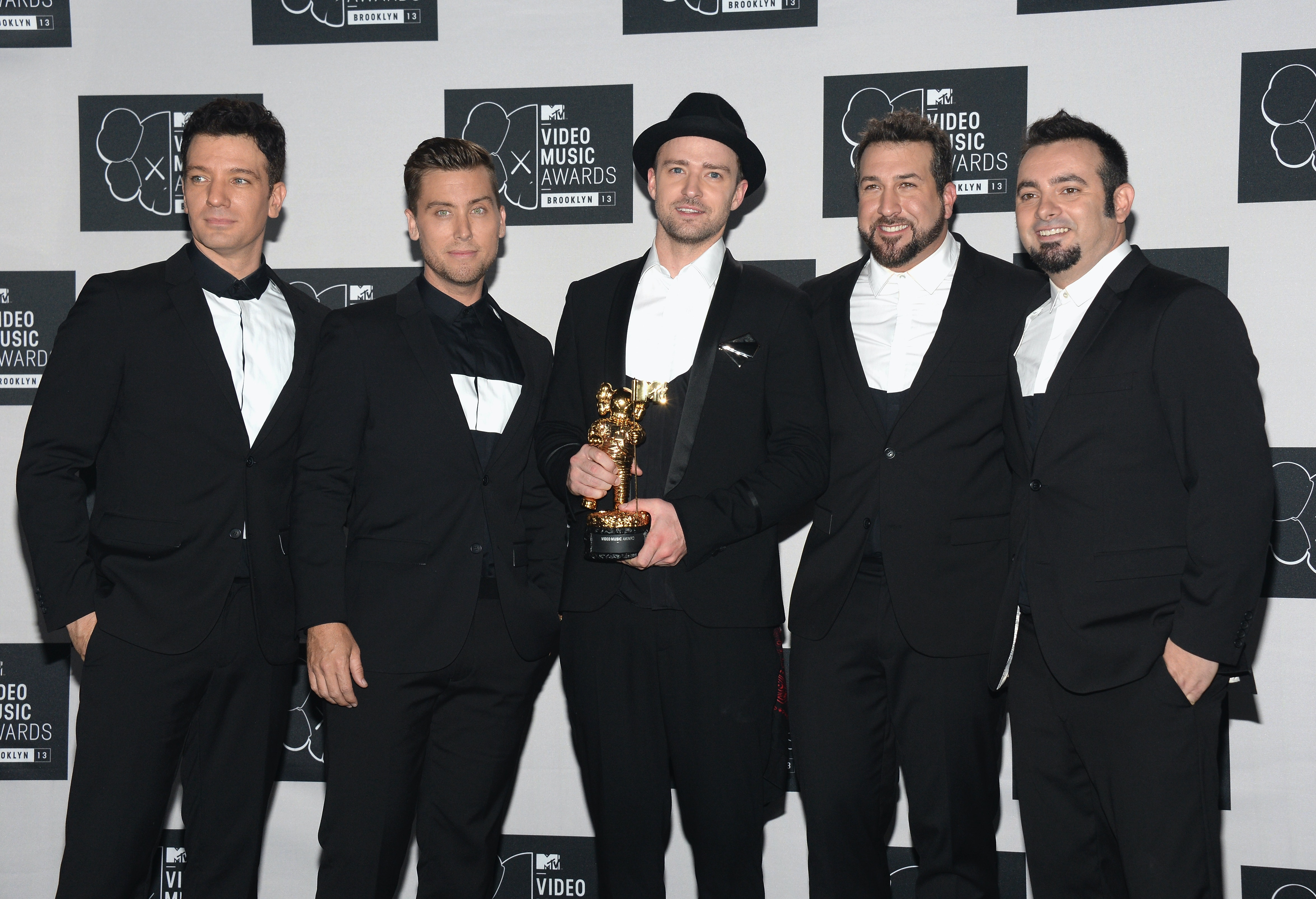 NSYNC Will Come Together For A Very Special Reason