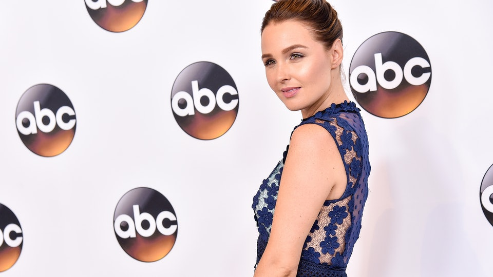 Camilla Luddington Gives Birth To Baby No. 1 & The \'Grey\'s Anatomy ...